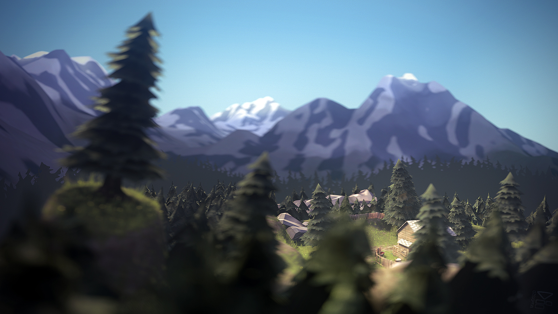 Need help with alpine map having trouble finding textures